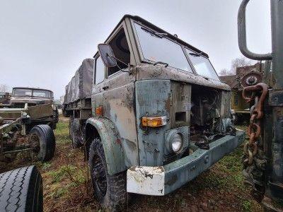 Samochód STAR 266 Skrzyniowy