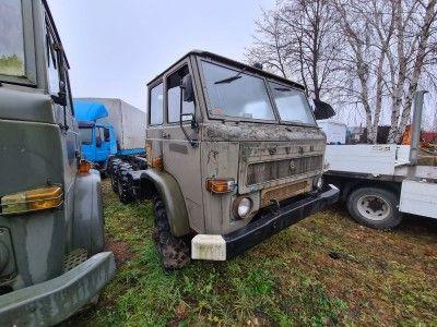 Samochód STAR 266 Podwozie pod zabudowę