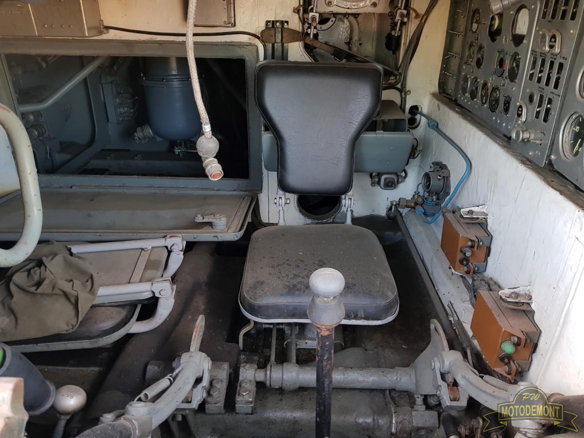 Wyrzutnia SPU 2 P25M1 na podwoziu gąsienicowym GM-568