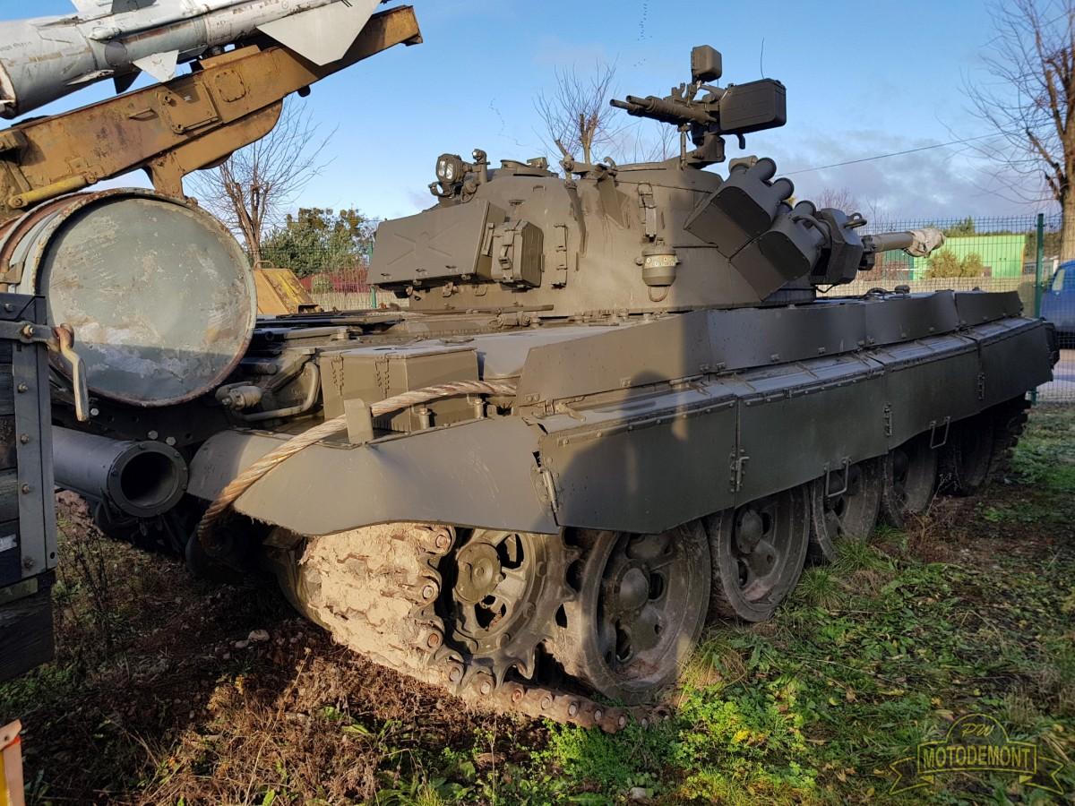 Czołg średni T-55 AM MERIDA