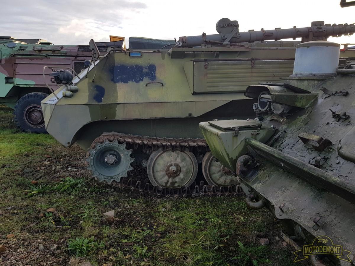 Wóz dowodzenia MTLB - WDSz na MP-24M-1