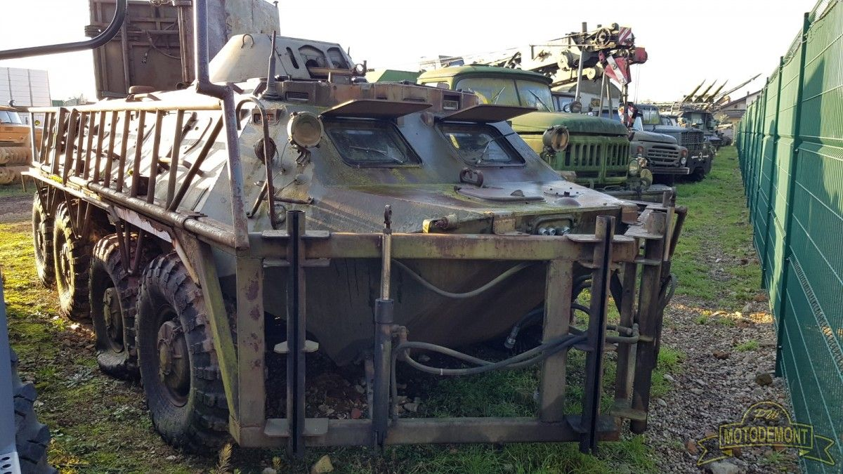 Transporter opancerzony BTR-60-PB